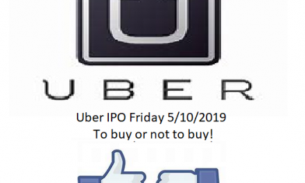 UBER I.P.O. To Buy Or Not Buy?
