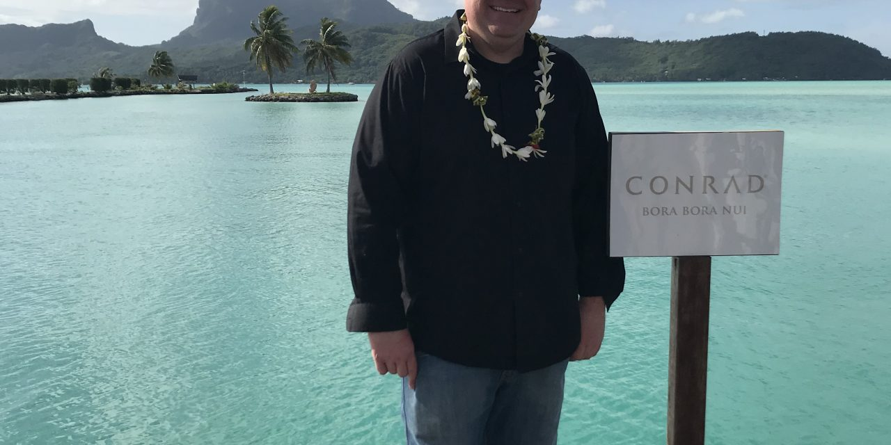 Conrad Bora Bora! How I Got 6 Free Nights!