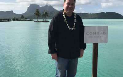Conrad Bora Bora! How I Got 6 Free Nights!
